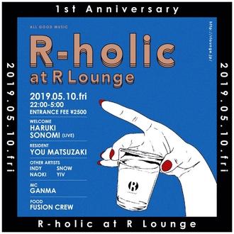 R holic -1st ANNIVERSARY-