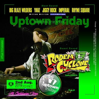 UPTOWN FRIDAY