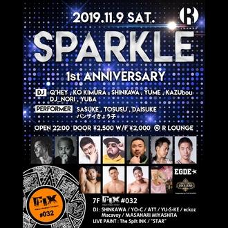 SPARKLE -1st ANNIVERSARY-