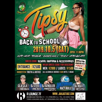 TIPSY -BACK to SCHOOL-