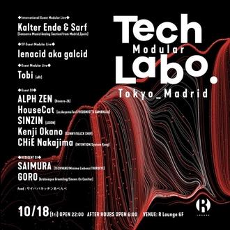 Tech Modular Labo. Tokyo_Madrid