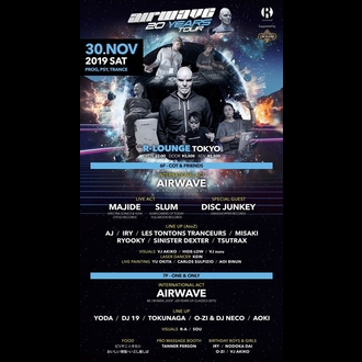 Airwave 20 Years Tour