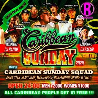 CARIBBEAN SUNDAY