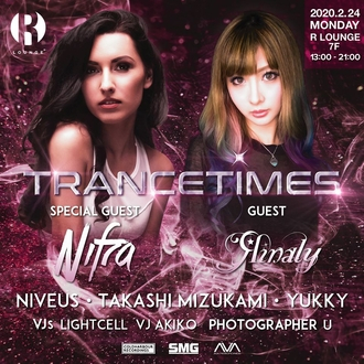 TRANCETIMES feat. Nifra