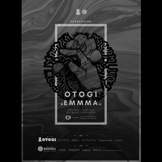 OTOGI × EMMMA -開催延期-