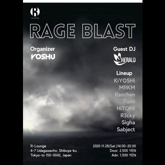 RAGE BLAST