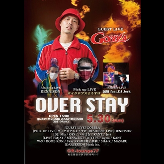 OVER STAY