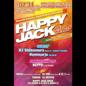 HAPPYJACK -RE START-